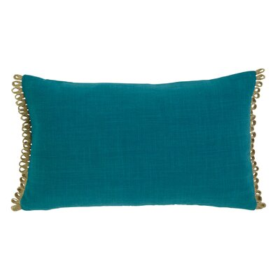Bungalow Rose Khouribga Cotton Lumbar Pillow