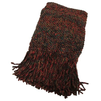 Adarissa Woven Throw Blanket Color: Harvest