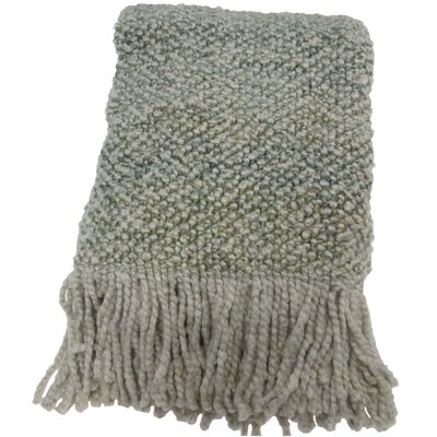 Keeler Woven Throw Blanket Color: Meadow