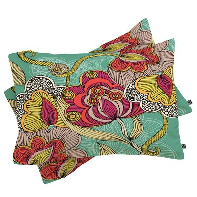 Deepak Pillowcase Size: King