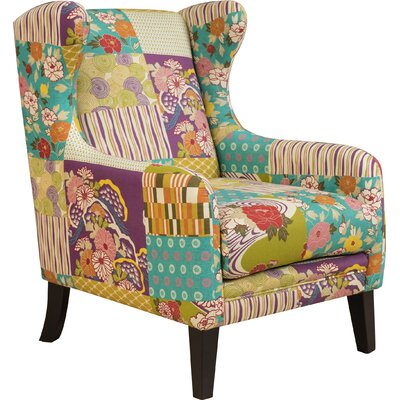 Menara Wingback Chair