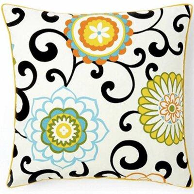 Bungalow Rose Edaoura Cotton Throw Pillow