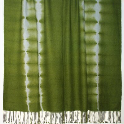 Essebtine Tye-Dye 2-Ply Throw Blanket
