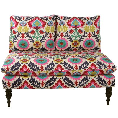 Elinore Multi Colored Loveseat