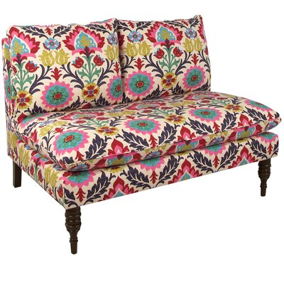 Bineau Multi Colored Loveseat