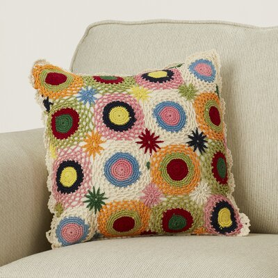 Georgetown Cotton Throw Pillow