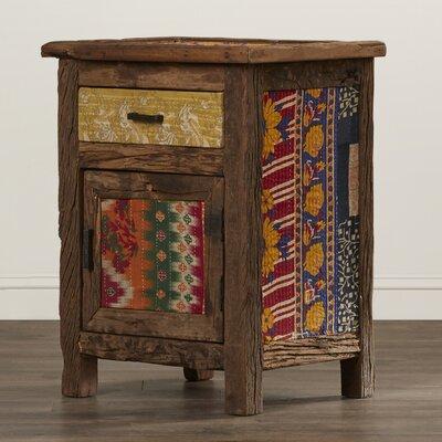 Nassirah 1 Drawer Medley Cabinet
