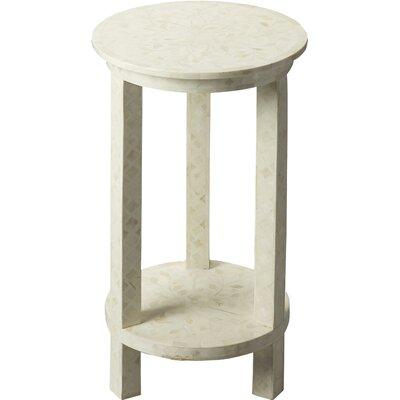 Khalaf Inlay End Table