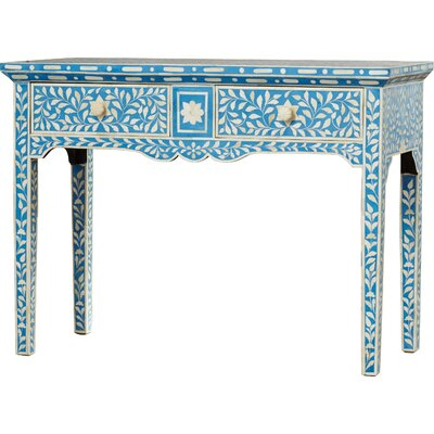 Collier Inlay Console Table