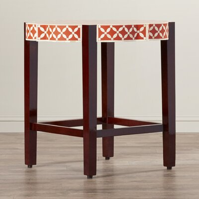 Collier Inlay End Table