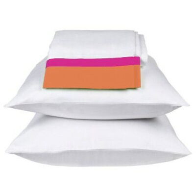 Larbi 100% Cotton Sheet Set Size: Twin