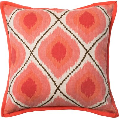 Tahnaout 100% Cotton Throw Pillow
