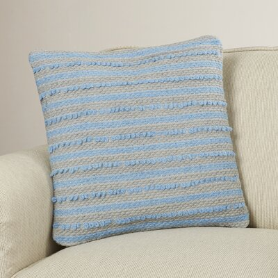 Luxembourg Wool Throw Pillow