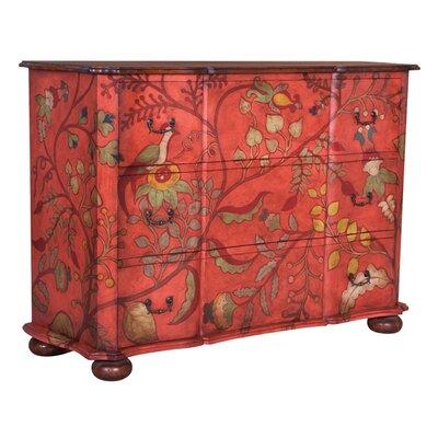 Echarkia 3 Drawer Dresser