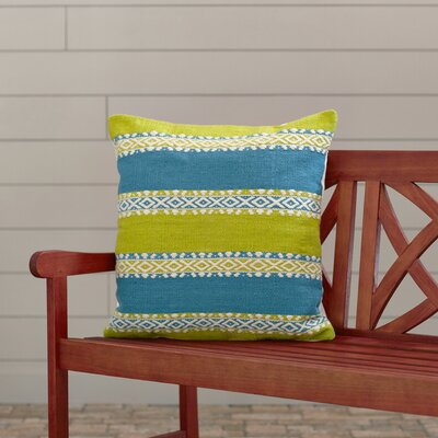 Bengali Outdoor Throw Pillow