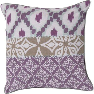 Rachida Cotton Throw Pillow