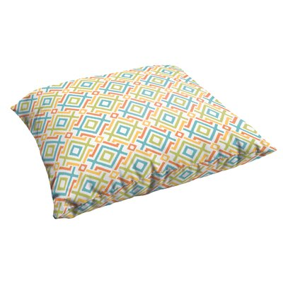 Terneuzen Corded Indoor/Outdoor Floor Pillow