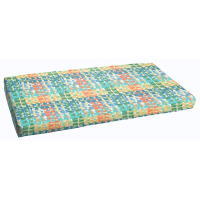 Momea Outdoor Bench Cushion Size: 48