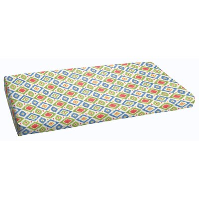 Socoma Outdoor Bench Cushion Size: 60 x 19