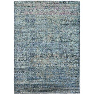 Korra Blue Area Rug Rug Size: 5 x 8