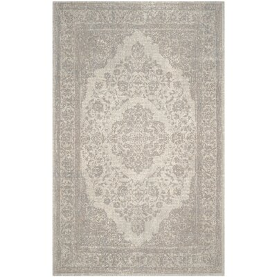 Chelsea Classic Vintage Cotton Beige Area Rug Rug Size: Rectangle 8 x 10