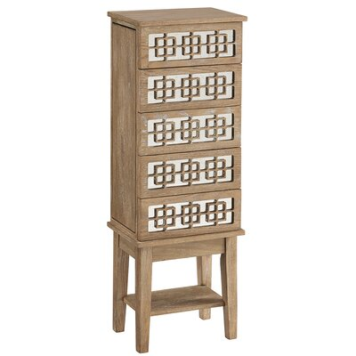 Larkson Jewelry Armoire