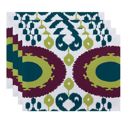 Oliver Boho Geometric Print Placemat