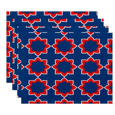 Oliver Bohemian 2 Geometric Print Placemat