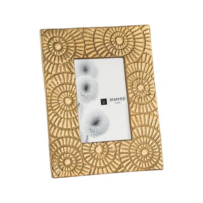 Ripple Ring Picture Frame