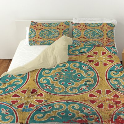 Lankershim Duvet Cover Size: Twin, Color: Multi