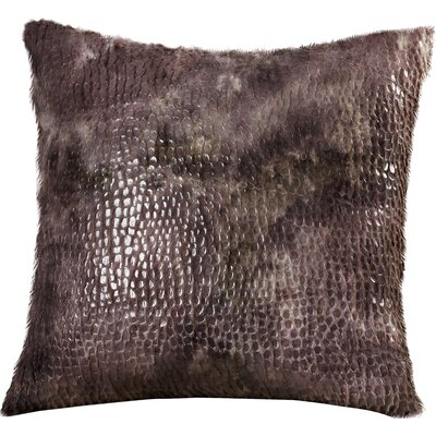 Tidissi Throw Pillow Size: 20