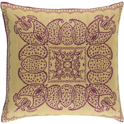 Wool Throw Pillow Fill Material: Polyester