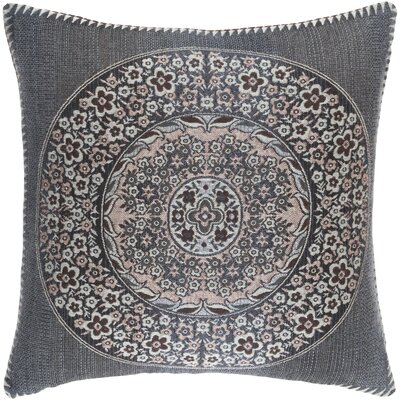 Harrouda Square Wool Throw Pillow