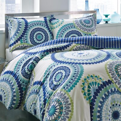 Avanna Duvet Cover Set Size: Full / Queen
