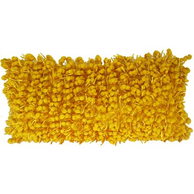 Heerlen Lumbar Pillow Size: 14 x 20, Color: Yellow