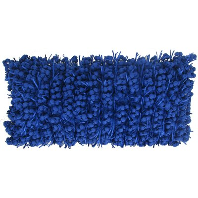 Heerlen Lumbar Pillow Size: 14 x 28, Color: Blue