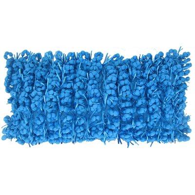 Heerlen Lumbar Pillow Size: 14 x 28, Color: Turquoise