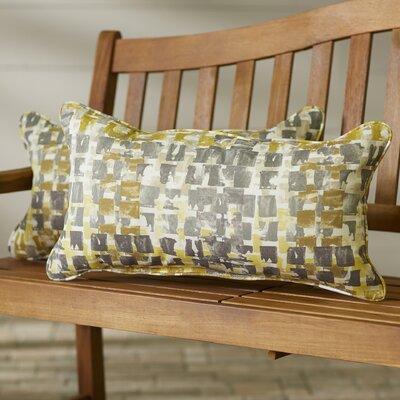 Florida Indoor/Outdoor Lumbar Pillow Size: 12 H x 24 W x 5 D