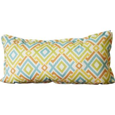 Terneuzen Outdoor Throw Pillow Size: 12 x 24