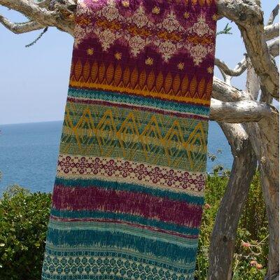 Valencia Cotton Throw Blanket