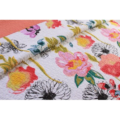 Appenzell Cotton Quilt Set Size: Twin