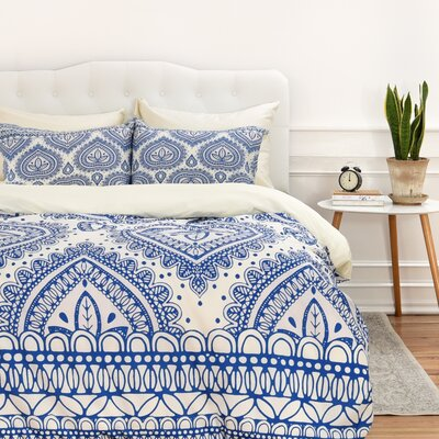 Jade Decorative Duvet Cover Set