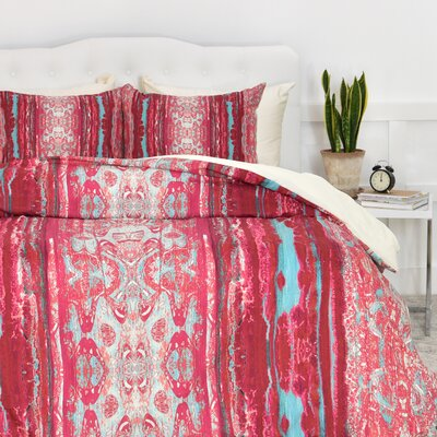 Oosterhout Duvet Cover Set Size: Queen