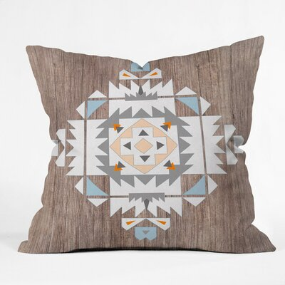 Terra Tribal Pillowcase Size: King