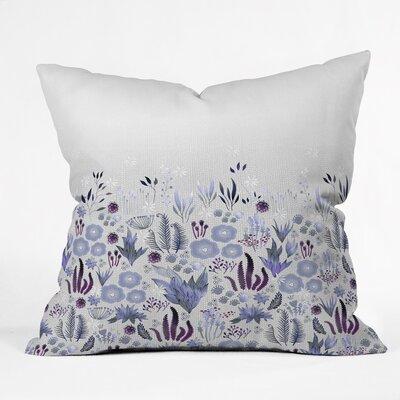 Terra Outdoor Throw Pillow Size: 16 H x 16 W x 4 D