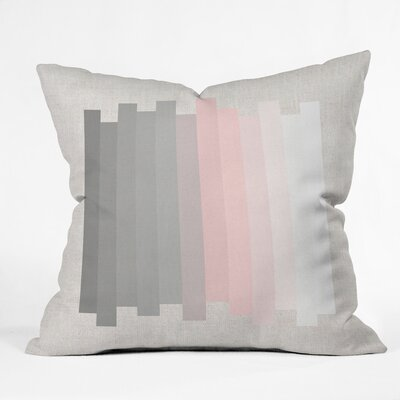 Holley Lining Outdoor Throw Pillow Size: 16 H x 16 W x 4 D