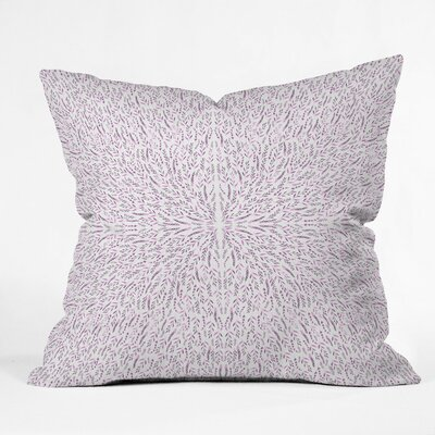 Burgess Square Outdoor Throw Pillow Size: 16 H x 16 W x 4 D