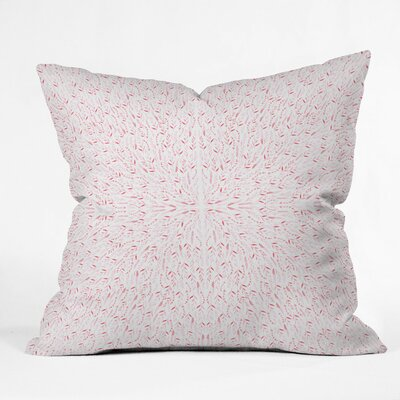 Holley Mist Outdoor Throw Pillow Size: 18