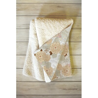 Terra Fleece Throw Blanket Size: 80 L x 60 W