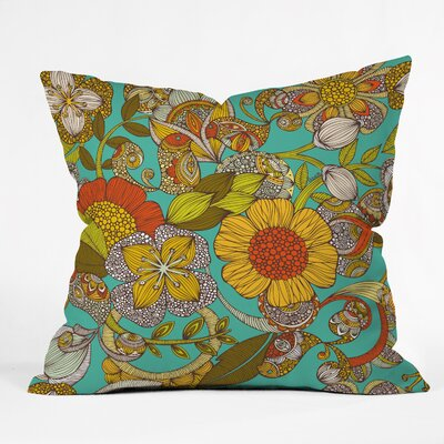 Deepak Amelia Indoor/Outdoor Throw Pillow Size: Small